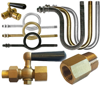 Click here for Gauge Accessories including Pockets, Flanges, Clamps, Covers and more.