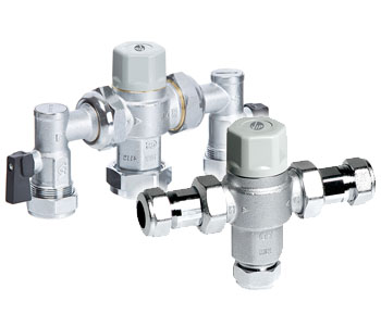 Click here for Thermostatic Mixing Valves (TMVs) including 2 in 1, 4 in 1 and Pro V types.