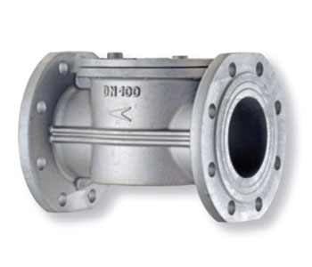 "Click for info on the 6bar Flanged Gas Filter, 2 1/2"" to 4"""
